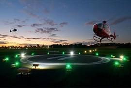 地面直升机停机坪1