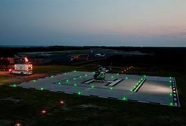 地面直升机停机坪2