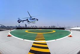 地面直升机停机坪6